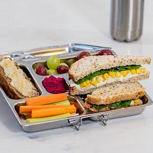 Brumby's Vego Swiss Soy & Linseed Sandwich Recipe